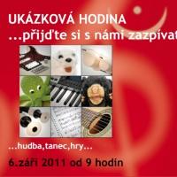hudební školička Yamaha od září 2011 v RC Havránek