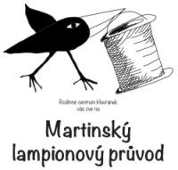 plakát zve na Svatomartinský lampionový průvod